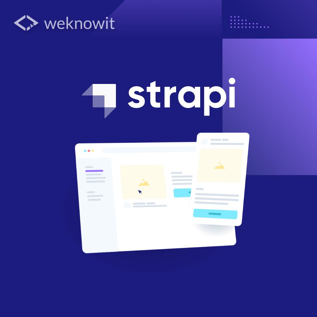 Modern app-och webbutveckling med Strapi | Albin Jaldevik, utvecklare i Östergötland, har varit med och utvecklat en av de största webbplattformarna i Strapi.