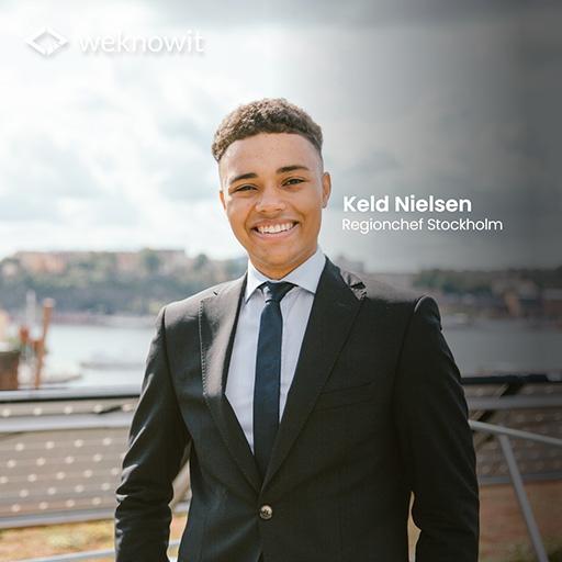 Intervju med Keld Nielsen - We Know ITs nästa Regionchef i Stockholm.