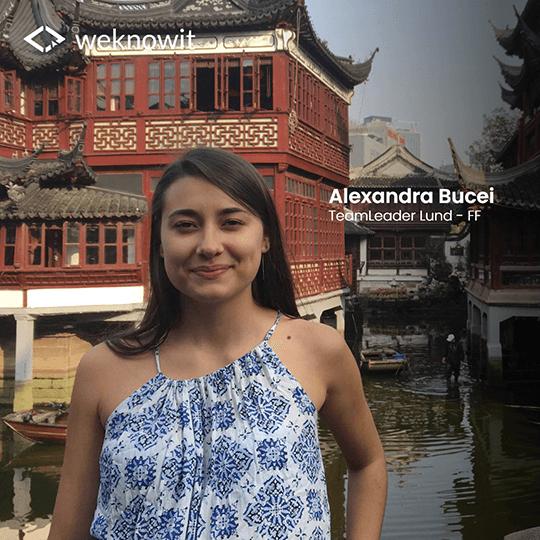 Hur gör man en app? Alexandra Bucei ledde utvecklingen av Företagarförbundets medlemsapp!